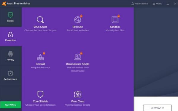 Cómo desactivar el antivirus Avast