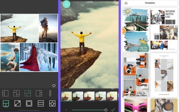 Los mejores editores de fotos para iPhone - VSCO