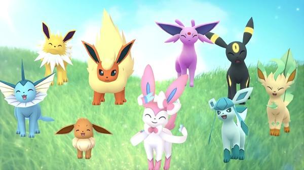 Cómo evolucionar a Eevee en Sylveon en Pokémon Go - Cómo evolucionar a Eevee en otras eeveeluciones