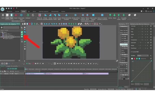 Cómo hacer un video con música y fotos en el ordenador - Añade y edita la música