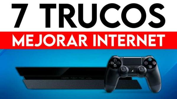 Trucos para aumentar internet de PlayStation 4