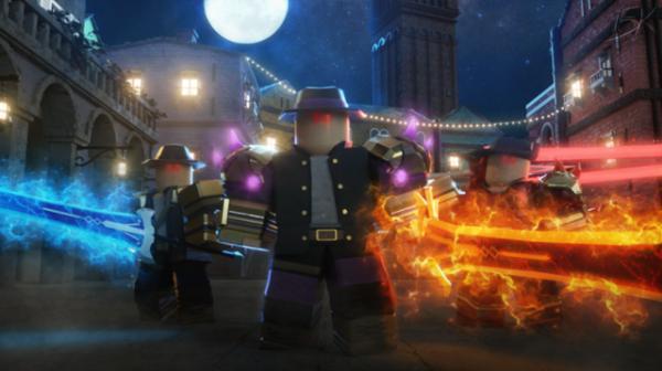 Los mejores juegos de Roblox - Dungeon Quest!