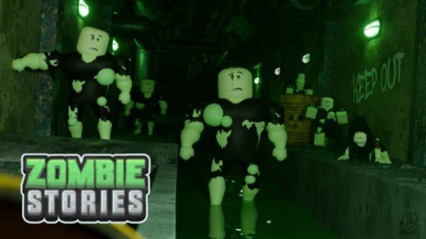 Los mejores juegos de Roblox - Zombie Stories