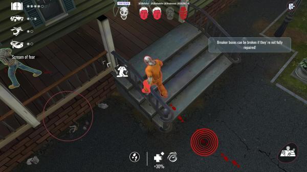Los 10 mejores juegos multijugador cooperativo para Android - Horror Show – Terror online