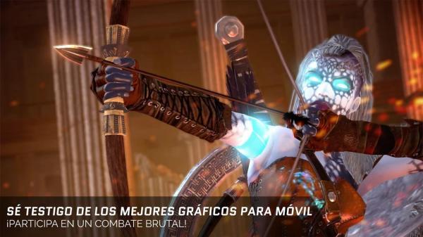 Juegos de PlayStore divertidos - Gods of Rome