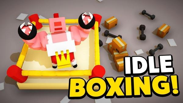 Juegos de PlayStore divertidos - Idle Boxing – Idle Clicker Tycoon Game