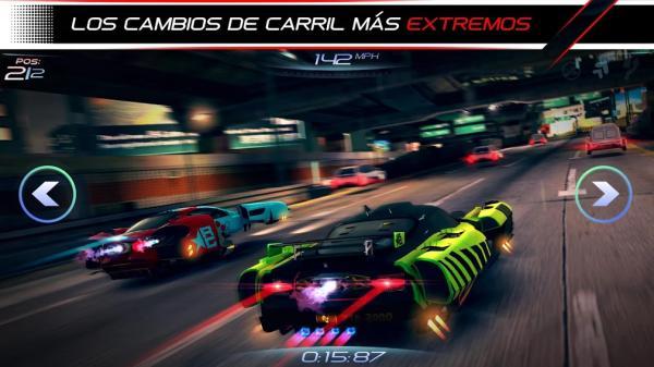 Juegos de PlayStore divertidos - Rival Gears Racing