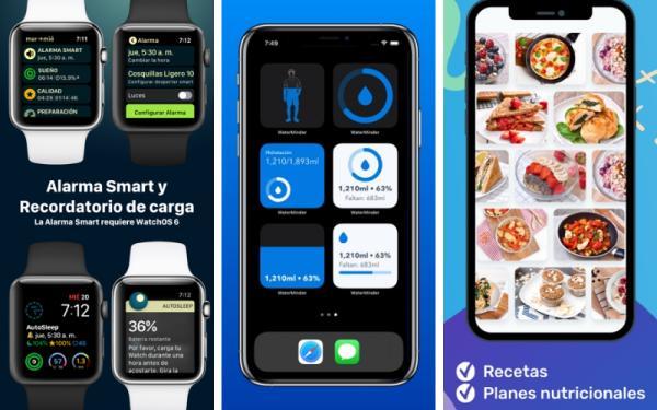 Las mejores apps para Apple Watch - Mejores apps para Apple Watch de salud