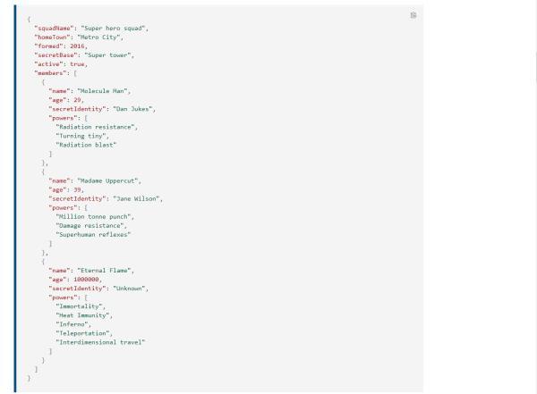 Cómo abrir un archivo JSON - Qué es un archivo JSON y para qué sirve