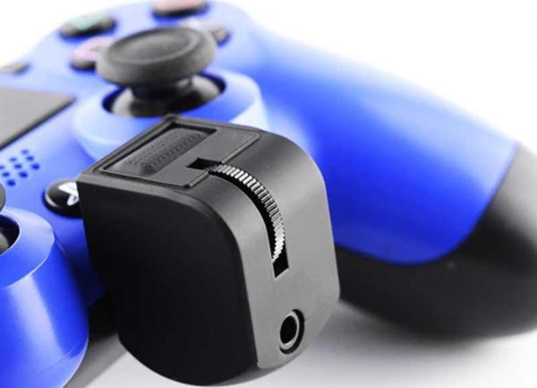 Mejores inventos de PS4 que están muy baratos - Adaptador de auriculares