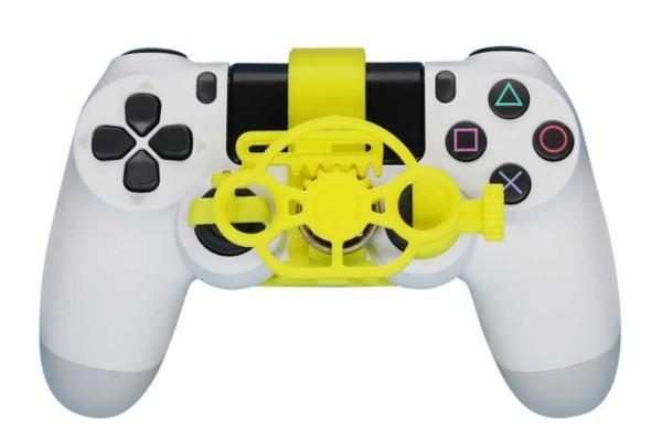 Mejores inventos de PS4 que están muy baratos - Mini-volante