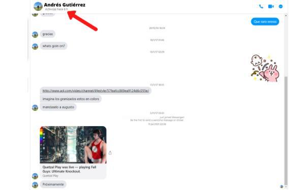 Cómo saber si me bloquearon en Messenger - Cómo saber si me bloquearon en Messenger sin enviar mensajes