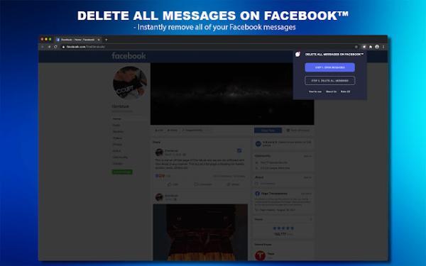 Cómo eliminar todos los mensajes de Facebook Messenger - Cómo eliminar todos los mensajes de Messenger