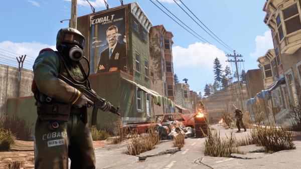 Los mejores juegos de supervivencia para PS4 - Rust