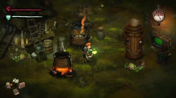 Los mejores juegos de supervivencia para PS4 - Smoke and Sacrifice