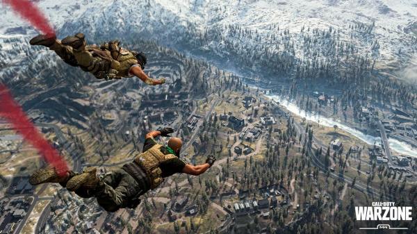 39 juegos gratis de PS4 (Sin PS Plus) - Call of Duty: Warzone