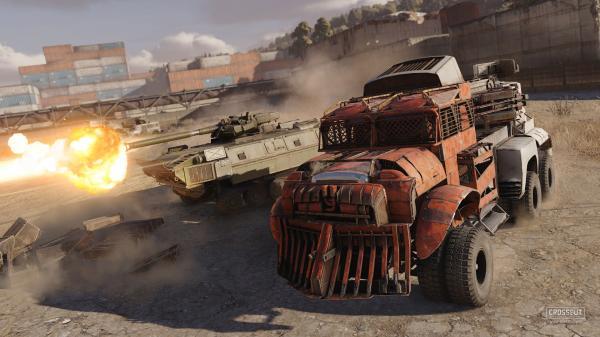 39 juegos gratis de PS4 (Sin PS Plus) - Crossout