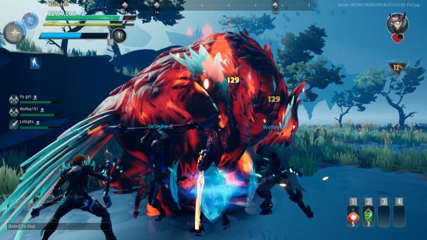 39 juegos gratis de PS4 (Sin PS Plus) - Dauntless