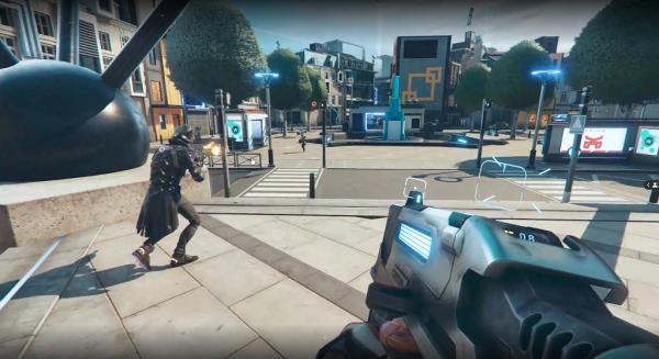 39 juegos gratis de PS4 (Sin PS Plus) - Hyper Scape
