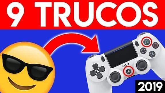 Trucos para hacer con el DualSchock 4 en la PayStation 4