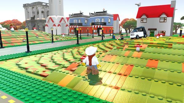 Juegos parecidos a Roblox - Lego Worlds