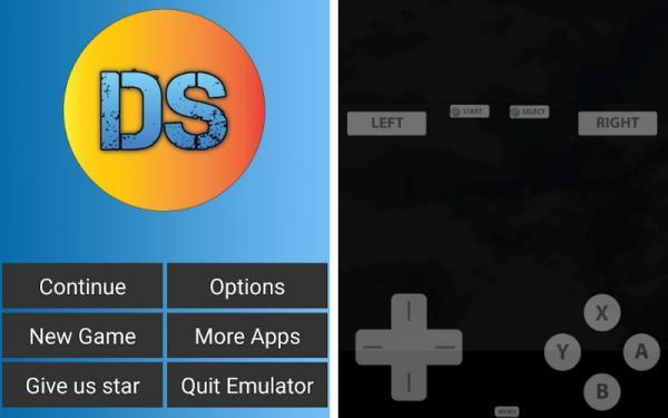 Mejores emuladores de 3DS para Android - Free DS Simulator