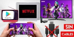 Conectar el móvil a la TV gratis 2021
